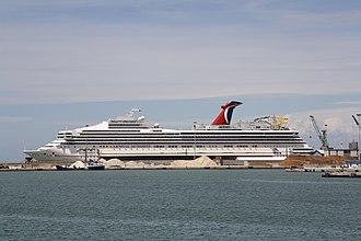 Destiny-class cruise ship - Image: Carnival Sunshine 02