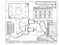 Carriage Factory, Main and East Fourth Streets, Tuscumbia, Colbert County, AL HABS ALA,17-TUSM,3- (sheet 3 of 3).png