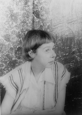 Carson McCullers - McCullers, photographed by Carl Van Vechten, 1959