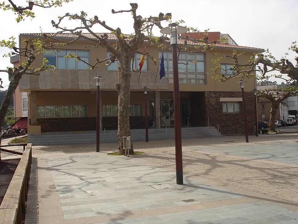Casa do Concello de Carral