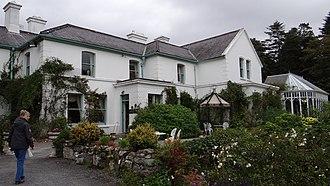 Cashel, County Galway - Image: Cashel House Hotel 001