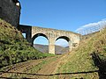 Castle of Mauleon, the bridge.jpg