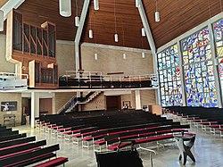 Castrop-Rauxel, Johanneskirche, Orgel (04).jpg