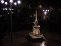 Catania - Fontana dell'elefante di notte - Foto di Giovanni Dall'Orto.jpg