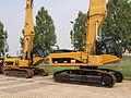 Caterpillar 345CL & 330DL.JPG