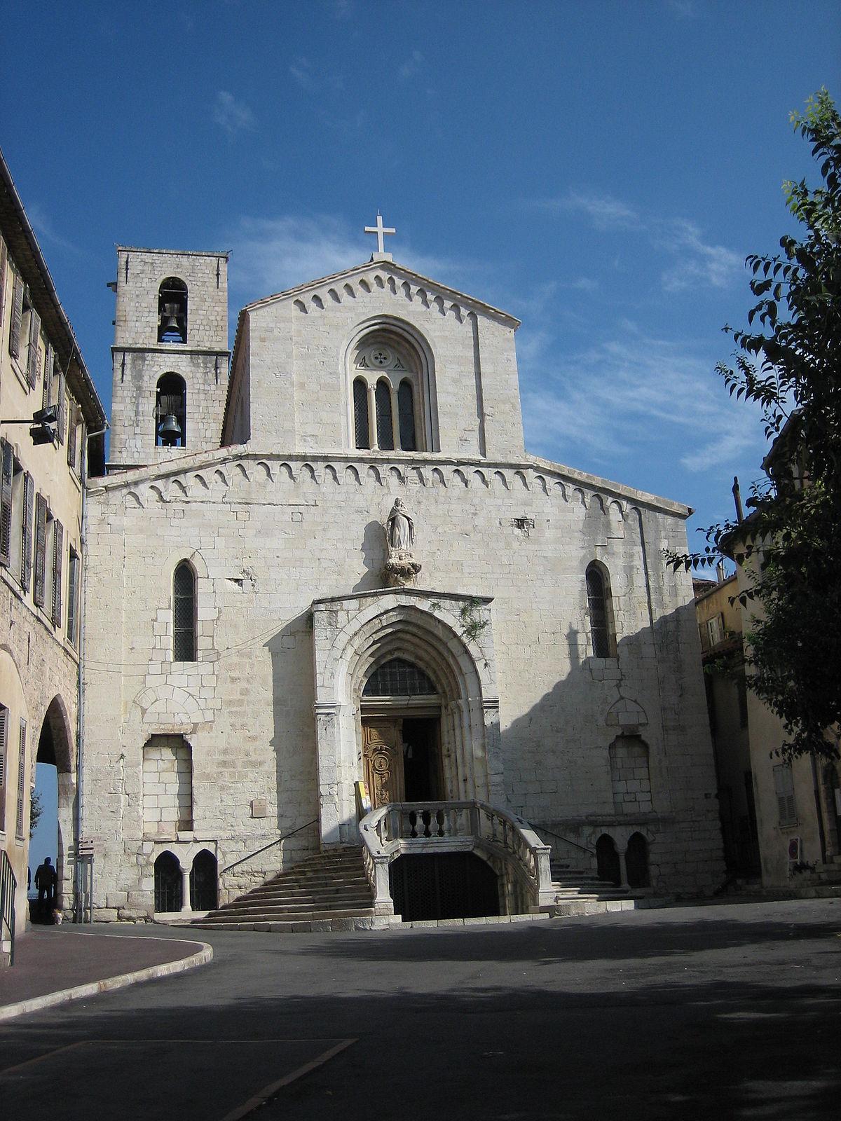 Grasse cathedral wikipedia - Office du tourisme de grasse ...