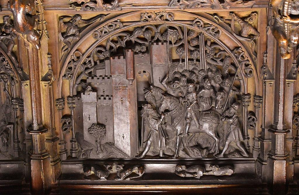 Cathedral of Toledo, choir (8) (29655881862).jpg