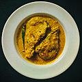 Catla fish in mustard curry - Kolkata - West Bengal.jpg