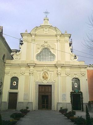 Nocera Inferiore - Cathedral-Basilica of Priscus of Nocera