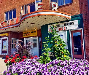 Cavalier, North Dakota - Image: Cavalier Cinema