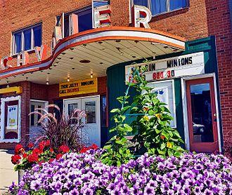 Cavalier, North Dakota - Image: Cavalier Cinema