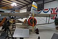 Cavanaugh Flight Museum December 2019 07 (Sopwith Camel replica).jpg