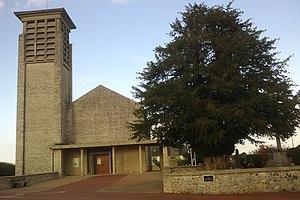 L'église Notre-Dame moderne