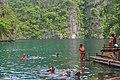 Cayangan Lake, Coron Islands, Philippnes - panoramio.jpg