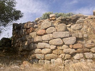 Torrean civilization - Torre from Ceccia