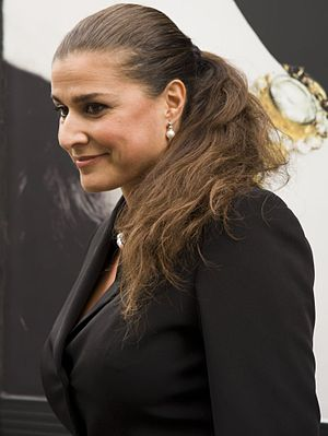 Cecilia Bartoli - Bartoli at the Centre for Fine Arts, Brussels, 2008