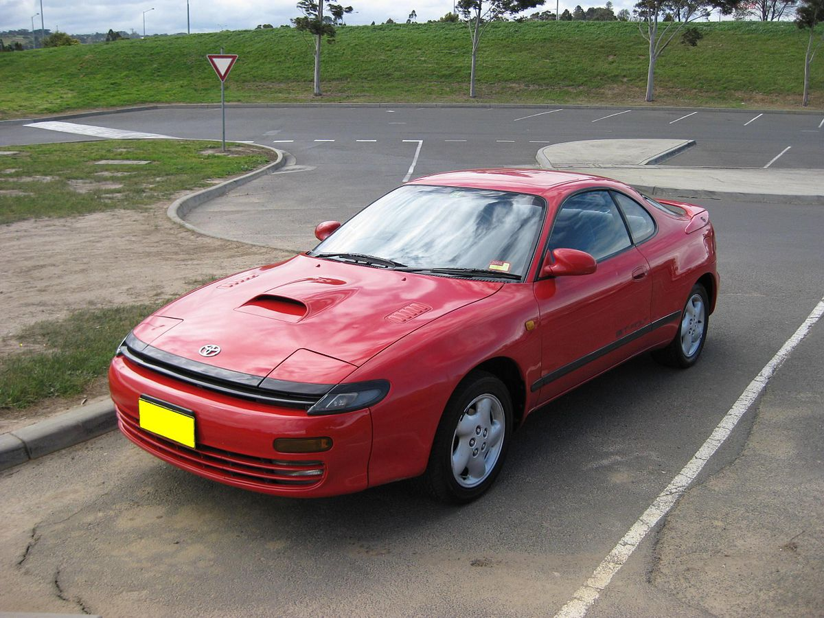 Toyota Celica GT-Four - Wikipedia