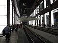 Centraal station beneden bij de tunnelsporen in 2008.jpg