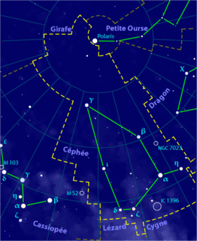 Image illustrative de l'article Céphée (constellation)