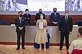 Cerimonia ringraziamento task force medici e infermieri per Covid (50033241431).jpg