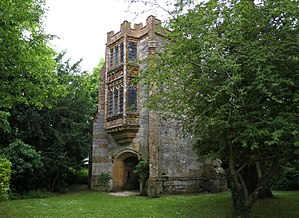 Cerne Abbey - Abbot's Porch