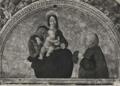 Cesare da Sesto, Madonna con Bambino e donatore.png