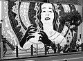 Chabuca Granda (Mural). Lima, Perú..jpg