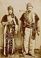 Chaldean Catholics in Mardin, 1904.jpg