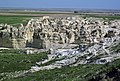 Chalk badlands (Niobrara Formation, Upper Cretaceous; chalk bluffs south of Castle Rock, Gove County, Kansas, USA) 82 (39145546602).jpg