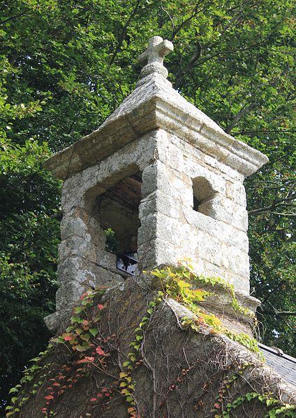 Chapelle Notre-Dame-de-Trescoët: clocher