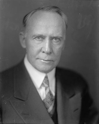 Wyoming's at-large congressional district - Image: Charles E. Winter (Wyoming Congressman)