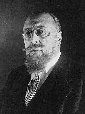 Charles Guernier - Guernier in 1933