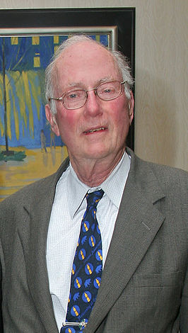 Charles Townes in 2007