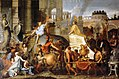 Charles Le Brun - Entry of Alexander into Babylon.JPG