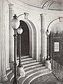 Charles Marville, Théâtre du Vaudeville - entrance, ca. 1853–70.jpg