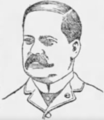 Charles W. Drew sketch, Chicago Tribune, 1887.png