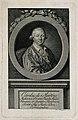 Charles de Mertens. Line engraving by J. E. Mansfield, 1783. Wellcome V0003991.jpg