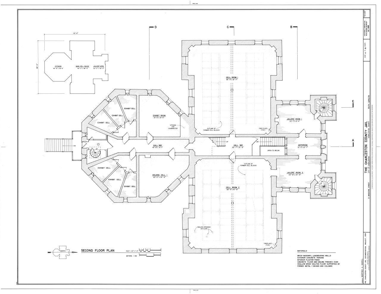 100 charleston floor plan one bedroom floor plans for Charleston home plans