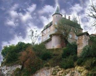 Albas, Lot - Château de la Blainie