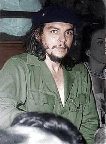 Che Guevara June 2, 1959