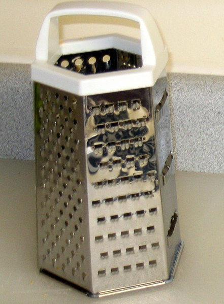 Archivo:Cheese grater.jpg