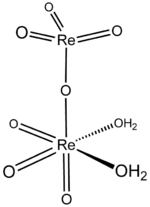 ChemicalStructureOfPerrhenicAcid.png