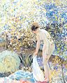 Cherry Blossoms, Frieseke.jpg