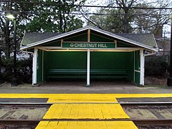 Chestnut Hill inbound shelter.JPG