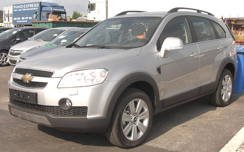 Chevrolet  (official topic) 800px-Chevrolet_Captiva_front