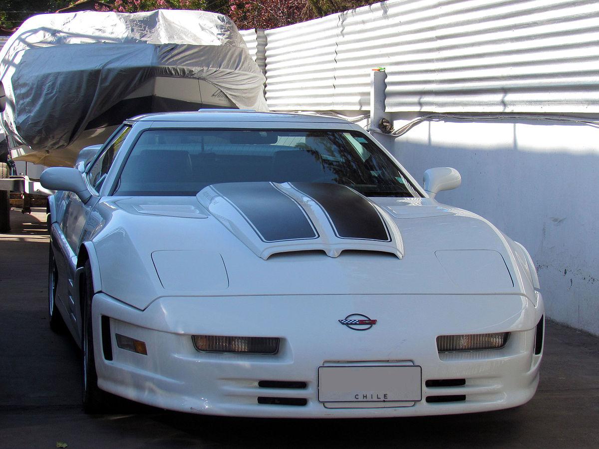 File Chevrolet Corvette C4 Stalker Supercharged 1984 13253307285 Jpg Wikimedia Commons