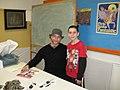 Chicago Wolves Player Visit - Scott Lehman (3427105356).jpg