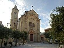 La Chiesa dell'Immacolata nella frazione di Chiesanuova