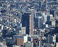 Chikusa Tower Hills from Midland Square.JPG