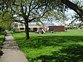 Childrens play area on Chartham recreation ground - geograph.org.uk - 783167.jpg